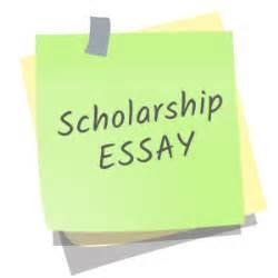 Scholarship essay fair livestock